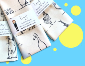 Lucy Driver Tea Towels